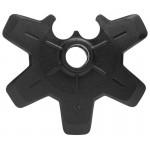 Rondelles Compact Powder Baskets Black Diamond