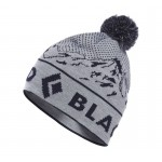 Bonnet Olympus Beanie Black Diamond - Black/Smoke/Limestone