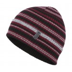 Bonnet de ski Cardiff Beanie Black Diamond - Black/Walnut Stripe
