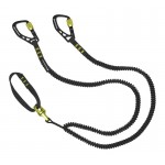 Longes Spinner Leash Black Diamond