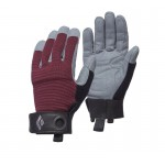 Gants d'escalade Women's Crag Black Diamond - Bordeaux