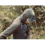 Veste trail à capuche Drake Hoody Kinetik