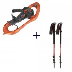 Pack raquettes Up & Down Grip TSL + bâtons Trail Black Diamond