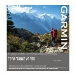 Carte IGN Topo France v6 Pro Garmin - france entière