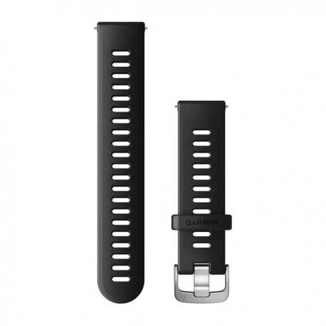 Bracelet Forerunner 55 Garmin - Silicone noir - 010-11251-9P