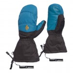 Moufles Kids' Recon Mitts Black Diamond - Astral Blue