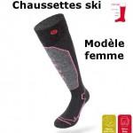 Chaussettes chauffantes Heat Sock 1.0 women Lenz