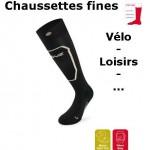 Chaussettes chauffantes Heat Sock 1.0 slim fit Lenz
