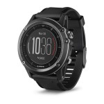 Montre Fenix 3 Sapphire Gray HR cardio optique Garmin