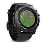 Montre Fenix 5X HR cardio optique Garmin