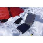 Panneau solaire Solargorilla Powertraveller pour les treks en montagne et les voyages