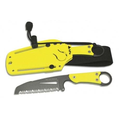 Couteau de sauvetage pour la montagne et la mer - SMJ Air Water Rescue HPA