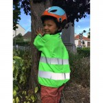 Coupe-vent réfléchissant sécurité enfant RFX Care