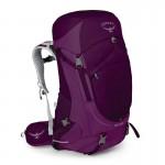 Sac de randonnée femme Sirrus 50 Osprey - Ruska Purple