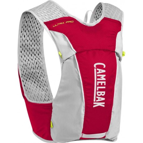 Sac à dos Ultra Pro Vest Camelbak - Crimson Red/Lime Punch