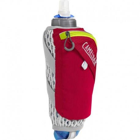 Porte bidon main Ultra Handheld Chill Camelbak - Crimson Red/Lime Punch