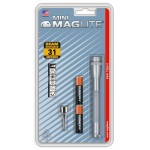 Lampe torche Mini AAA Maglite - gris