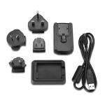 Chargeur de batterie GPS Montana/Alpha Garmin