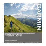 Carte IGN Topo France v5 Pro France entière + DOM-TOM Garmin