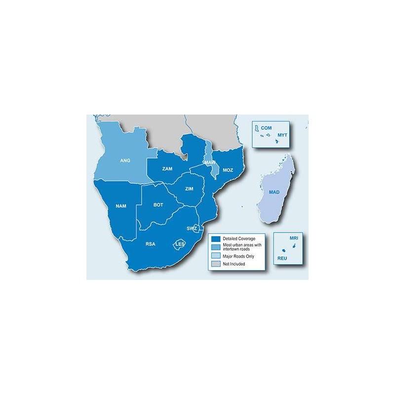 Carte Afrique Du Sud Garmin.Cartes Routieres City Navigator Garmin Pays Au Choix