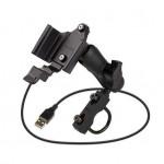 Support de fixation moto/quad GPS Aventura TwoNav
