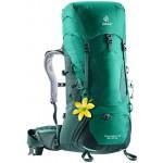 Sac de randonnée Aircontact Lite 35+10 SL Deuter - Vert Alpin/Vert Forêt