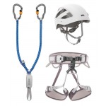 Kit via ferrata et de via corda Vertigo 2018 Petzl
