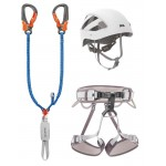 Kit de via ferrata Eashook 2018 Petzl