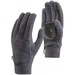 Gants chauds en laine naturelle MidWeight Wooltech Black Diamond
