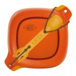 Kit vaisselle de trekking Mess kit UCO - retro sunrise