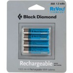 Piles rechargeables AAA 4-Pack Black Diamond