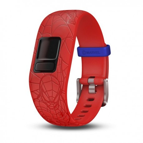 Bracelet Vivofit - rouge Marvel Spider Man - bracelet réglable 130 à 175 mm
