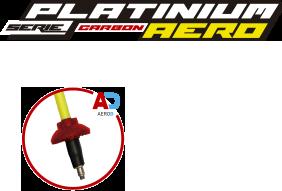 KINETIK Baton Trail Platinium Aero modele Platinium Aero Femme